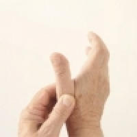 Painful thumb - De Quervain syndrome